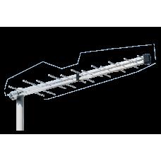 UHF TV antenna DVB-T/T2 P-2845 DTT/G - Iskra