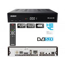 OS MINI 4K H.265 DVB-S2X
