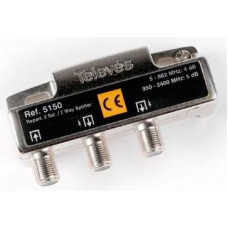 5150 splitter 2 ways F ALL BAND DC TELEVES