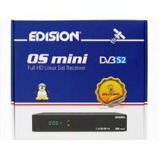 OS MINI linux satellite receiver (DVB-S2)+ IPTV